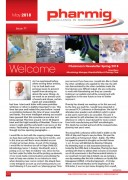 Issue 71, May 2018 Pharmig Newsletter